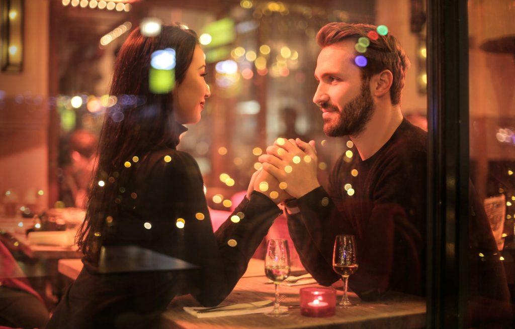 daten samen verliefd